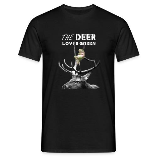 deer - Mannen T-shirt