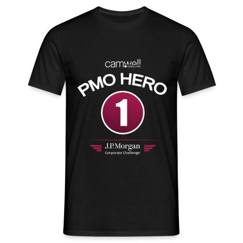 PMO Hero - Männer T-Shirt