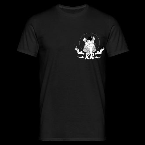 Classic Logo T-shirt Black - Men's T-Shirt