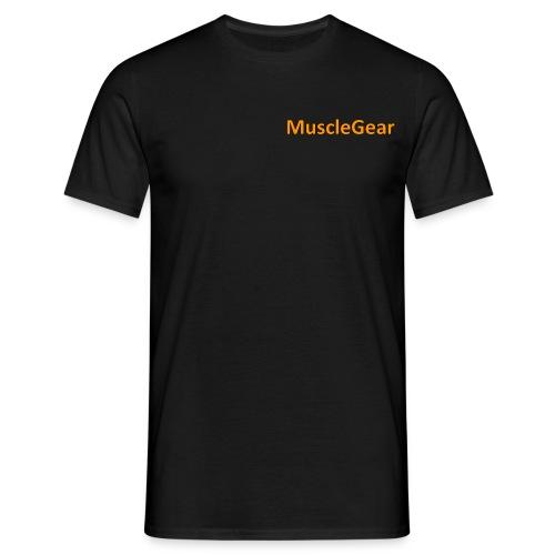 MuscleGear - Herre-T-shirt
