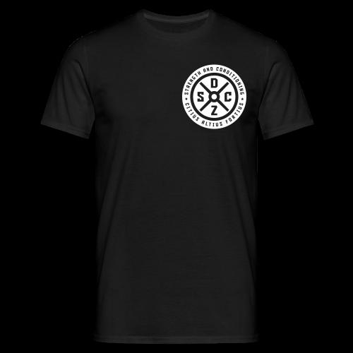 Damien Zaid Strength & Conditioning - Männer T-Shirt