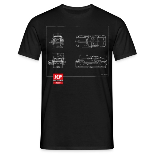 Japan Classic Parts Germany - Männer T-Shirt