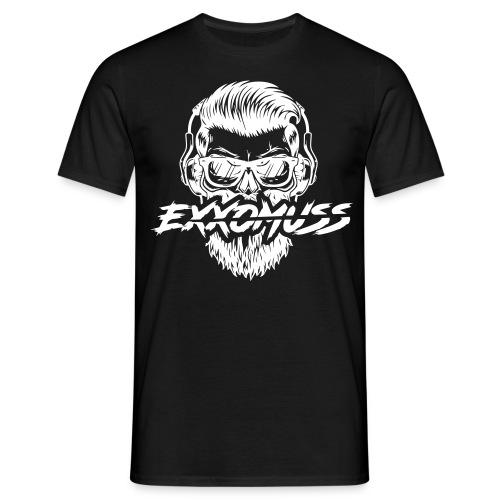 EXXO SKULL - T-shirt Homme