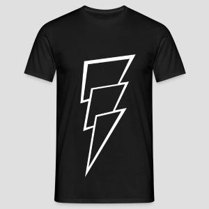 Thunder white - Mannen T-shirt