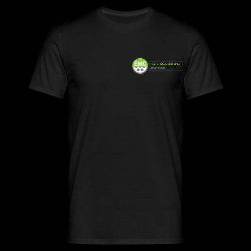 ElektroMobilitätsClub Logo - Männer T-Shirt