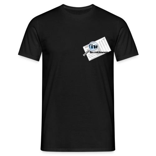 The scrutineer logo - Men's T-Shirt