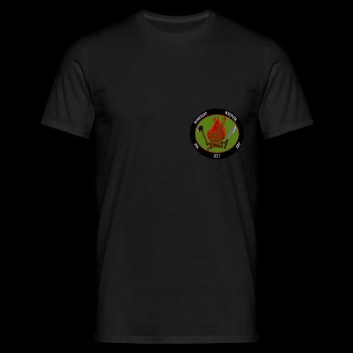 Bushcraft - Nordtour - Männer T-Shirt
