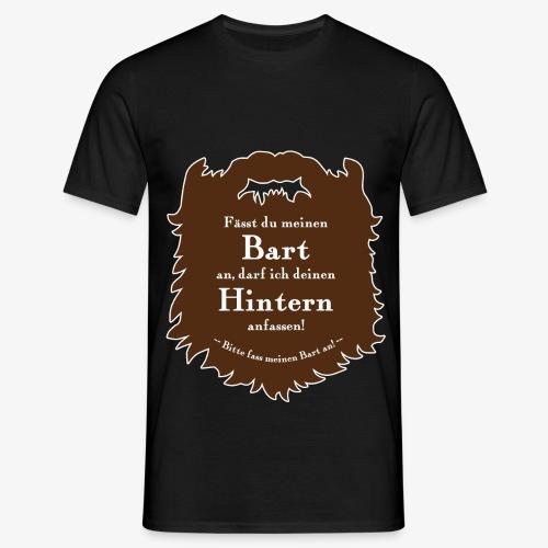 Bartregeln - Männer T-Shirt