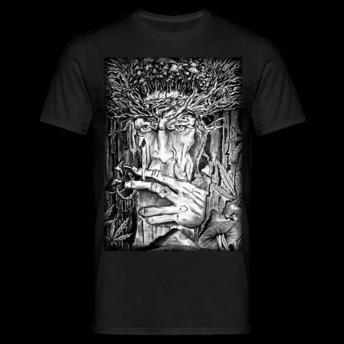 Mushroom Man - Koszulka męska
