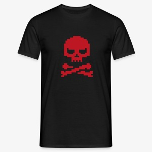 Lords of Uptime Skull - Männer T-Shirt