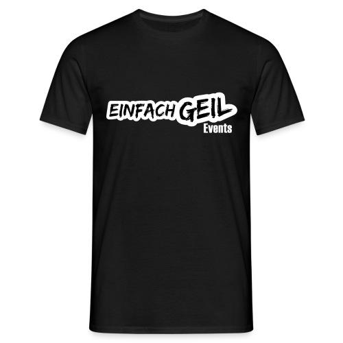 EinfachGeil Events - Männer T-Shirt
