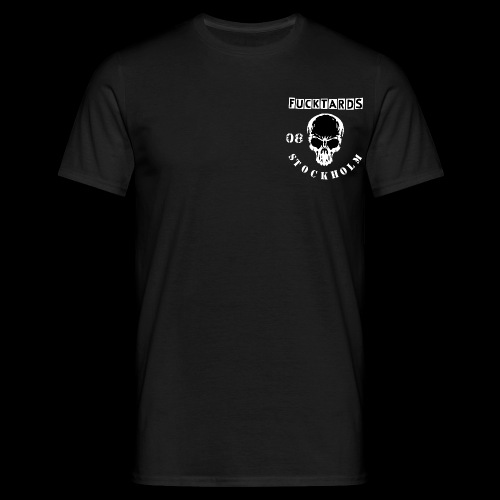 fucktards - T-shirt herr