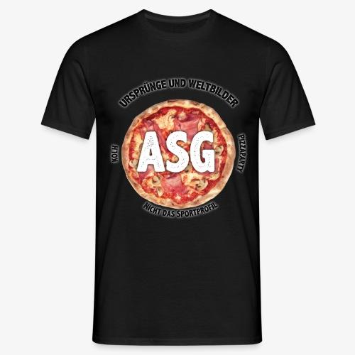 UuW - Pizza - Männer T-Shirt