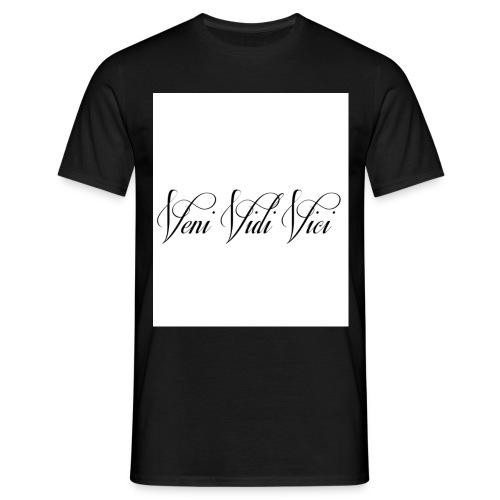 veni vidi vici - Men's T-Shirt