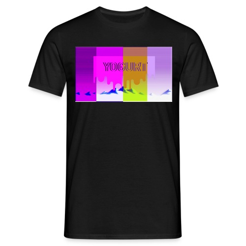 vaporwave yogurth - Maglietta da uomo