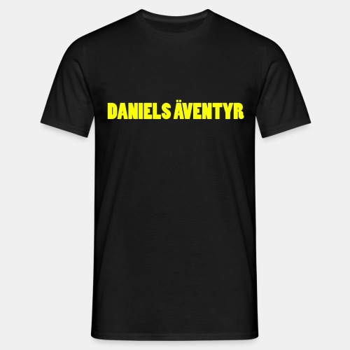 Daniels Äventyr - T-shirt herr