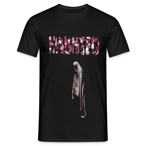 HAUNTED - Men's T-Shirt
