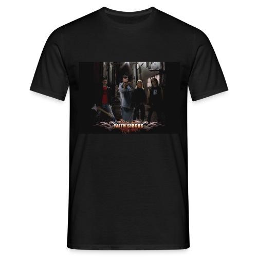 FAITH CIRCUS - Men's T-Shirt