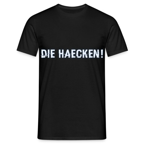 Lupo - DIE HÄCKEN! - Men's T-Shirt
