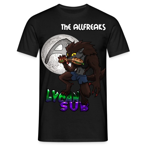 The AllFreaks | LycanSub - Men's T-Shirt
