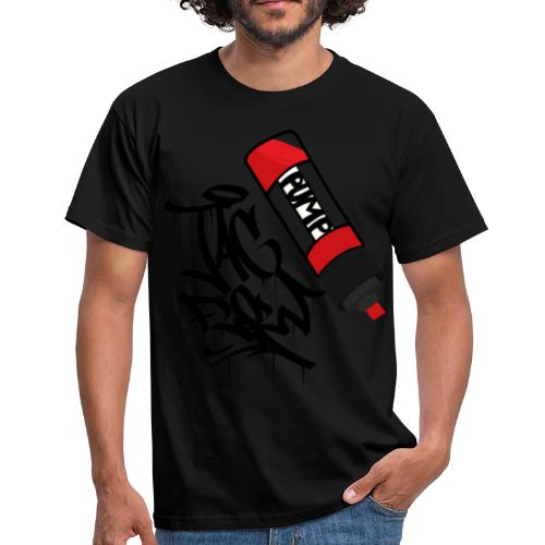 tag flow - Männer T-Shirt