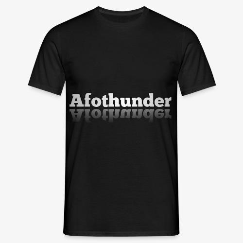 AfoThunder - Männer T-Shirt