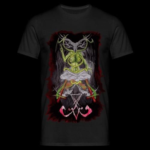 Baphomet NEKRO H - Männer T-Shirt