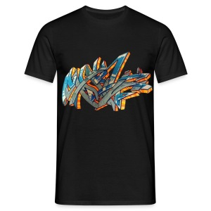 Srow wildstyle sensation 1 - T-shirt Homme