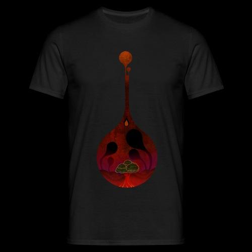 Tree Drop - Men's T-Shirt