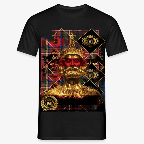 Kings God and Black Sharp1 1 - Mannen T-shirt