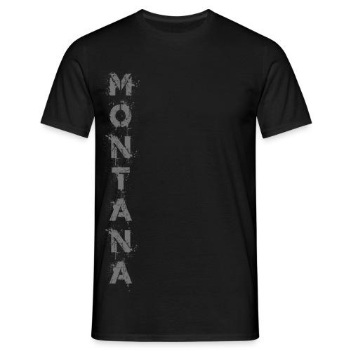 Montana - Männer T-Shirt