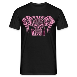 New Valkyrie Pink And Black version - Men's T-Shirt