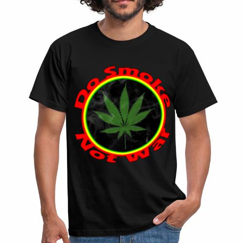 Do Smoke Not War - Männer T-Shirt