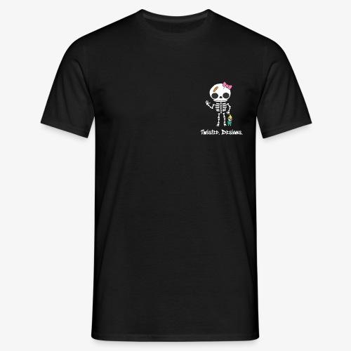 Skull-E - T-shirt herr