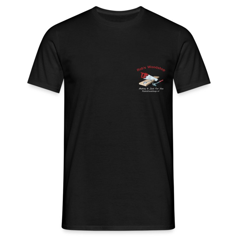 Rob's Woodshop shirt - Men's T-Shirt