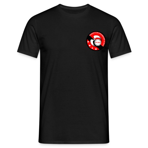 PCSA - Poker Club Strasbourg Alsace - T-shirt Homme