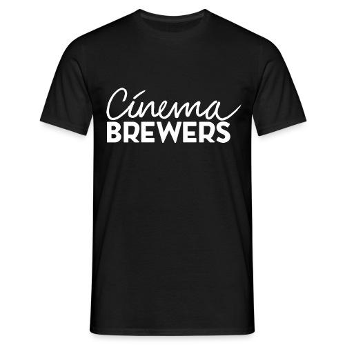 Cinema Brewers - Mannen T-shirt