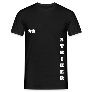 THE STRIKER #9 - Men's T-Shirt