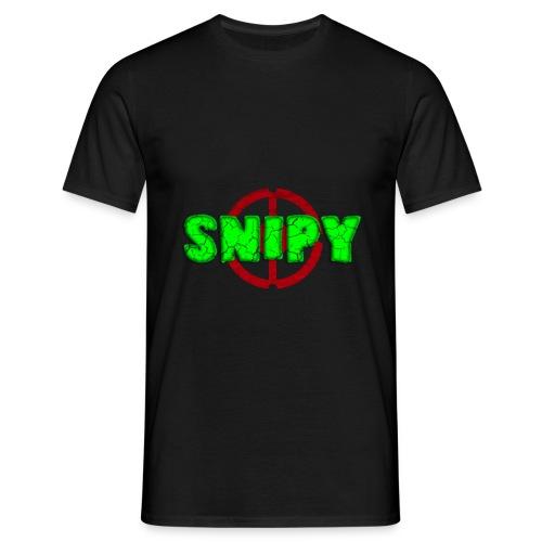 Snipy - Maglietta da uomo