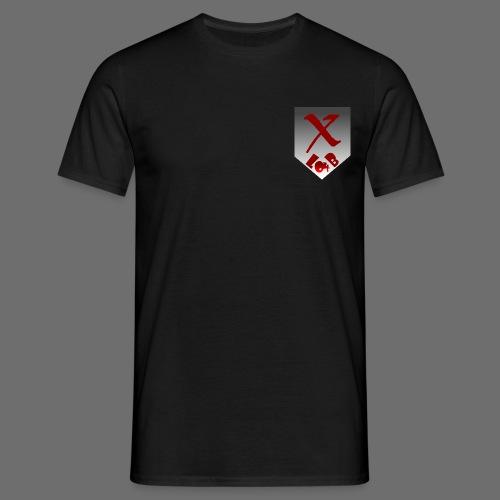 LB 04 Wappen mit verlauf - Männer T-Shirt