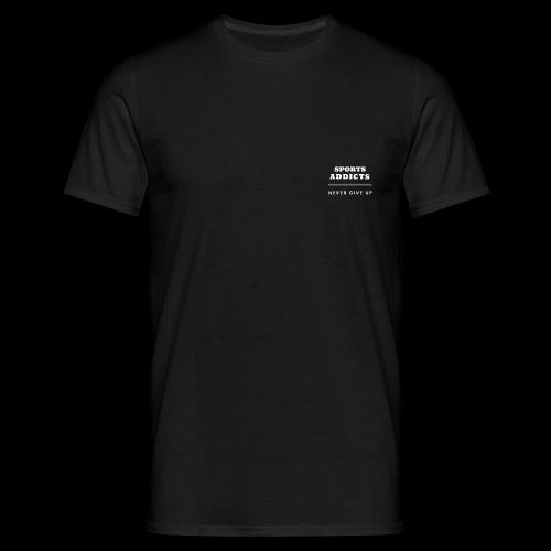 Addict-0 - T-shirt Homme