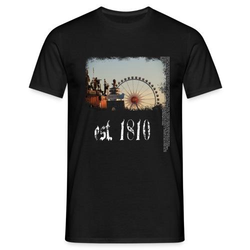 est. 1810 - Männer T-Shirt