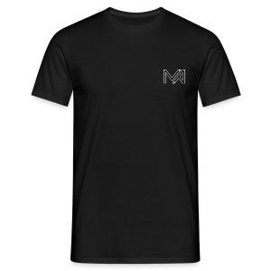 Monstraw Art - Mannen T-shirt