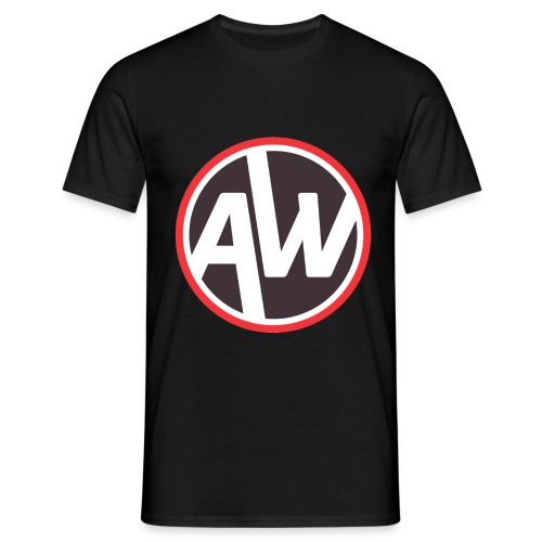 Logo Andy Wheeler - T-shirt Homme