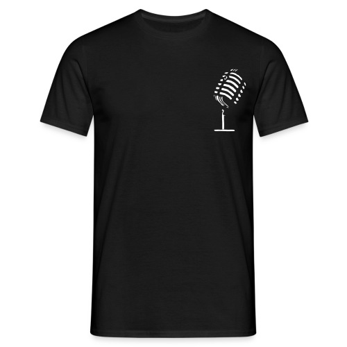 Logo_Mic - Männer T-Shirt
