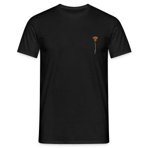 flower - Männer T-Shirt