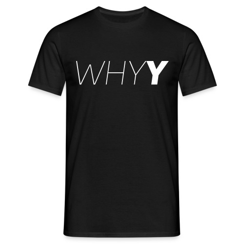 Thick | WhyY - Men's T-Shirt