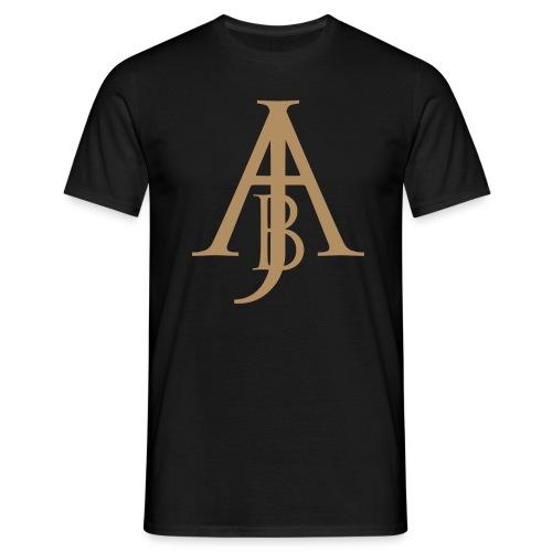 Monogram Guld - T-shirt herr