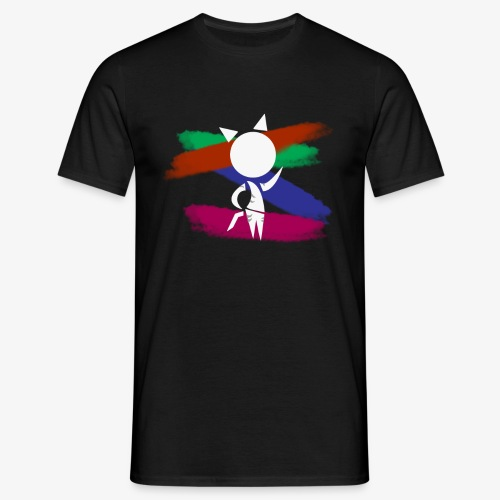 Prototype Shirts-WhiteTiger5B Logo shirt - Men's T-Shirt