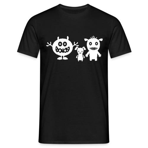 Spassbremsen Maennchen - Männer T-Shirt